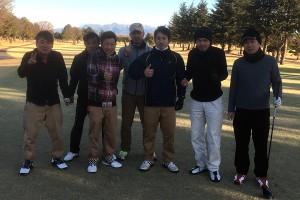 golf集合写真
